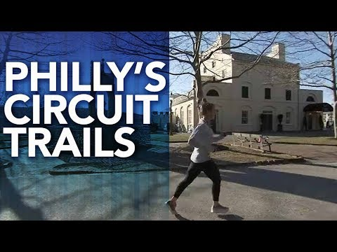 Philly's Network Of Running And Biking Trails   FYI Philly