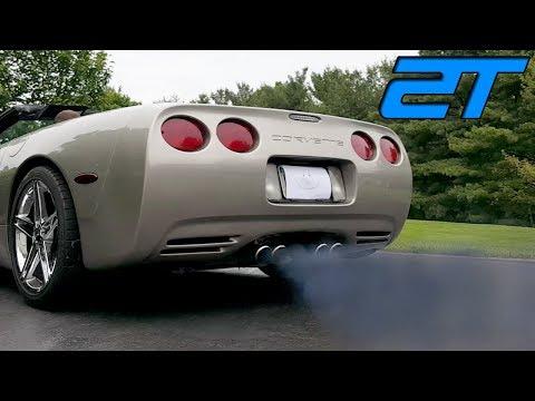 2 Stroke Corvette