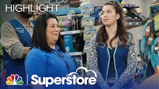 Amy Brings Her Baby to Work - Superstore