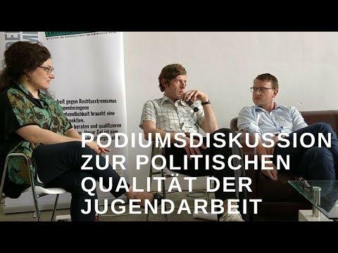 Podiumsdiskussion - Leipzig, 12.4.2018