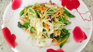 Product Review Ginger Bok Choy Salad Kit