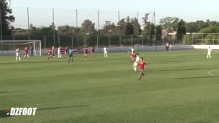 ملخص المنتخب الجزائري ضد المنتخب المغربي اقل من 17