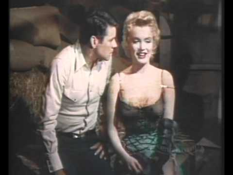 Marilyn Monroe - Don Murray Interviewed About Bus Stop
