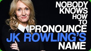 JK Rowling is one of, if not the, most famous and well known author...