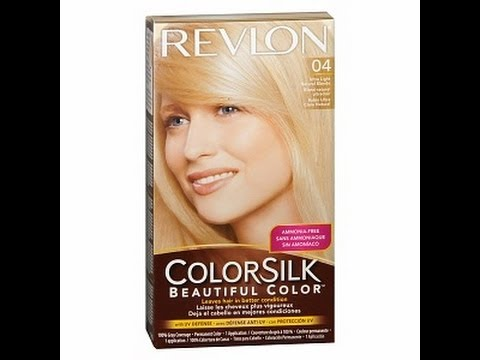 All Natural Hair Dye Blonde