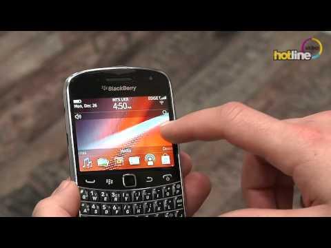 Обзор BlackBerry Bold 9900