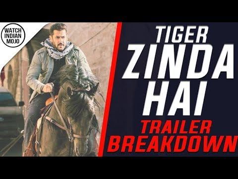 Tiger Zinda Hai Official Trailer Breakdown...