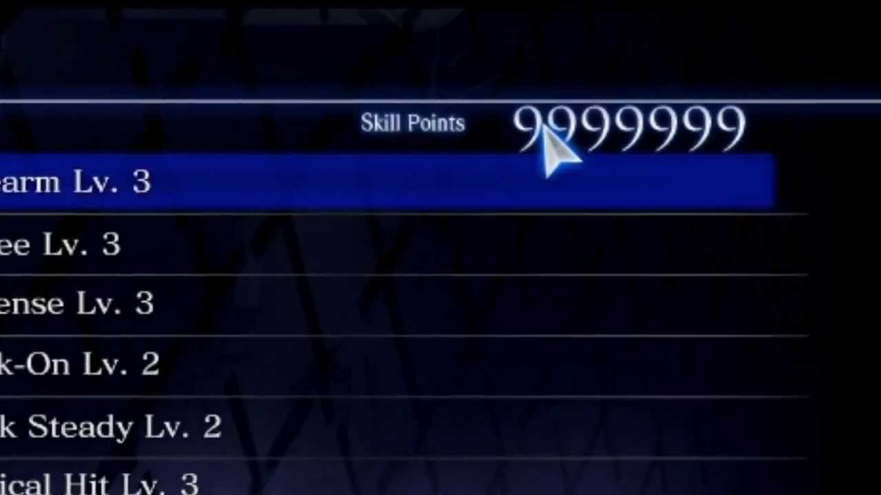 <b>RESIDENT EVIL 6</b> UNLIMITED SKILL POINTS 9999999 Save File PC (No ...