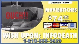 Wish Upon - Infomercial Death: Bathmat | MovieBitches Parody