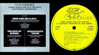 Don Sebesky - Three Works for Jazz Soloists & Symphony Orchestra (1979)
