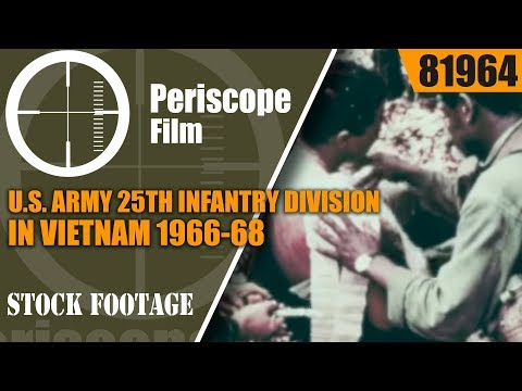 "U.S. ARMY  25th INFANTRY DIVISION IN VIETNAM  1966-68 ""READY TO STRIKE""  81964"