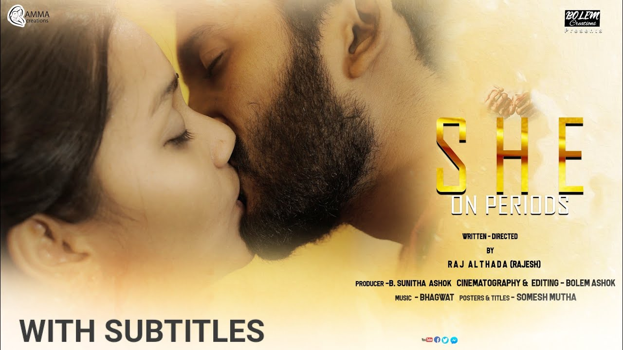 Download She on periods || New telugu short film || BY Raj althada || Bolem Creations