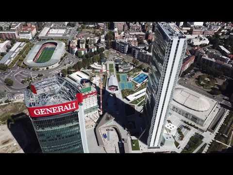 MILANO (Big) City Life 4K - DJI MAVIC PRO