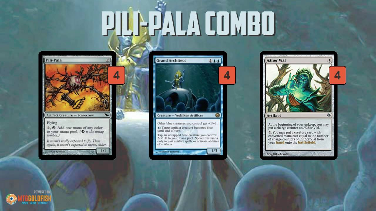 Instant Deck Tech Pili Pala Combo Modern Let's go gruul, let's go infinite life and creatures. instant deck tech pili pala combo modern