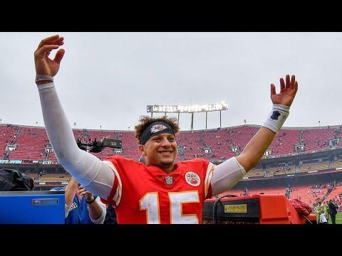QB Patrick Mahomes compliments Chiefs defense after Jaguars win