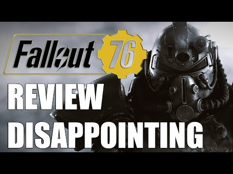 Fallout 76 Review - A 'Crippled' Experience