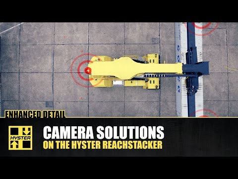 Hyster - Orlaco Camera Systems for Container Handlers