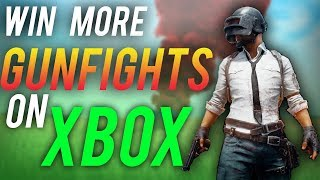 TIPS and TRICKS to WIN MORE GUNFIGHTS (XBOX) IN PUBG