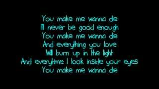 The Pretty Reckless - Make Me Wanna Die (Lyrics)