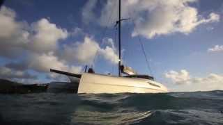 Gunboat 55 preview