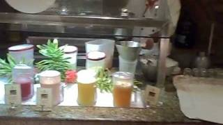 A tour of Flavors Buffet Majestic Elegance.AVI