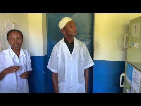 Tanora e.V. besucht die Krankenstation in Ambalabe (Madagaskar) am 11.12.2019 (Video 4 von 4)