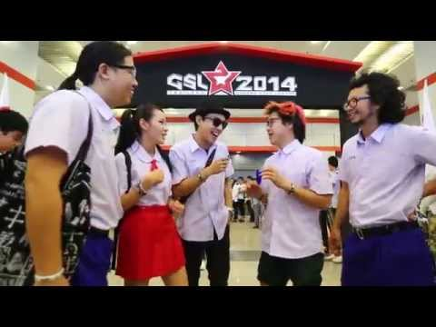 "VRZO - ท้าชน ""ไก่"" 1-1  HON ในงาน GSL 2014 by Garena & True Money"