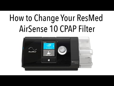 ResMed AirSense 10 CPAP Filter Replacement | The World Leader in CPAP Comfort » RespLabs Medical