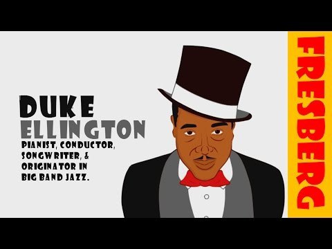 Black History Month Videos for Kids: Duke Ellington Biography (Educational)