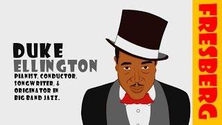 Black History Month Videos: Duke Ellington Biography (Educational)