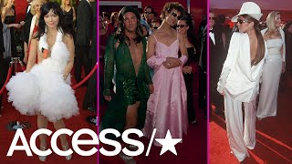 Oscars Fashion Flashback: The Most Outrageous Looks Of All Time!   Access