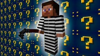 Minecraft: LUCKY ASTRAL | PRISIONERO GIGANTE!! | Desafío de la Suerte Especial - #111