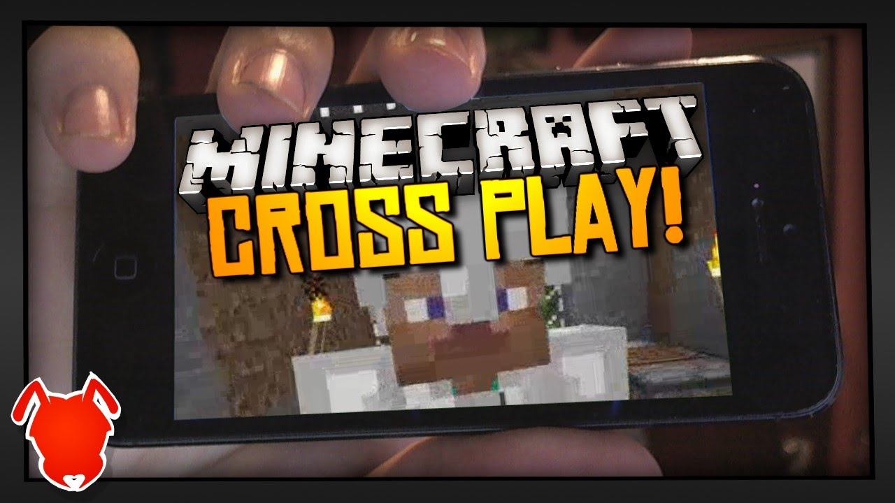 how to crossplay minecraft pc and pocket edition