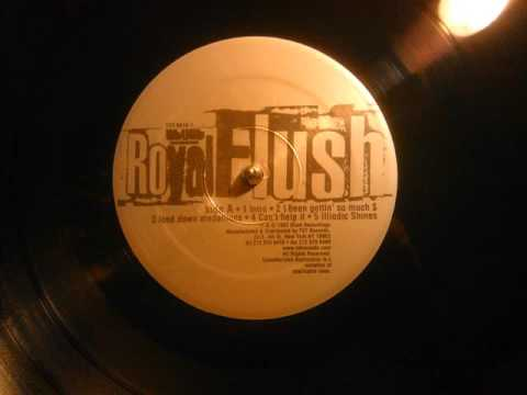Royal Flush feat Khadejia  Cant Help It Prince Kaysaan Prod 1997