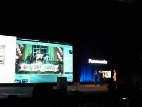 Panasonic My Home Screen Smart Viera 2013
