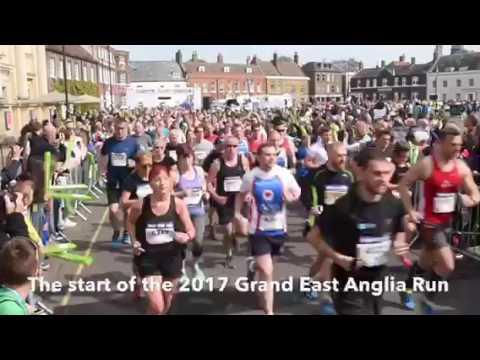 The Grand East Anglia Run, 2017