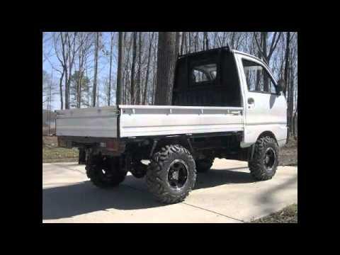 jdm mini trucks japanese mini truck for sale youtube. Black Bedroom Furniture Sets. Home Design Ideas