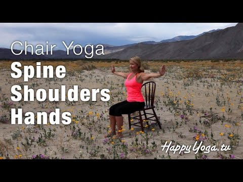 Youtube Chair Yoga Small Chairs For Living Room | Happy With Sarah Starr Volume 6 -