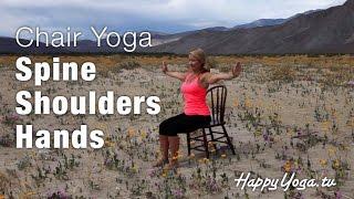 Chair Yoga   Happy Yoga with Sarah Starr   Volume 6
