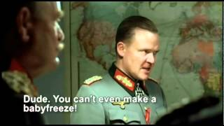 Hitler finds out they are using the OUR System at R16 this year