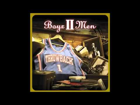 Boyz II Men - You Make Me Feel Brand New (The Stylistics Cover)