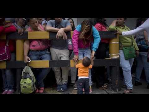 Venezuela Hunger Crisis 2017: Starving Children Abandoned Amid Food Shortages, Economic Collapse