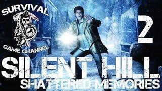ЗИМНИЙ ЛЕС — Silent Hill: Shattered Memories прохождение [1080p] Часть 2