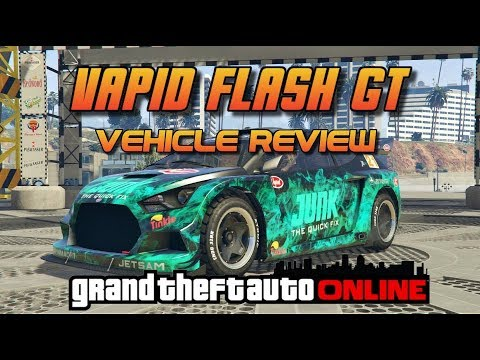 GTA Online - Vapid Flash GT - Vehicle Review