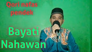 Download Qori nafas pendek   Lagu bayati dan Nahawan