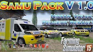 """[""""Samu Pack V 1 0 farming simulator 2015"""", """"farming simulator 2015""""]"""