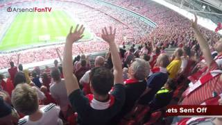 FA Cup Final 2017 Inside The Stadium Arsenal 2-1 Chelsea