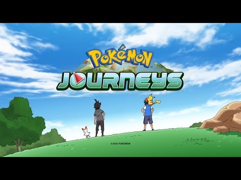 Pokémon Journeys: The Series | Official Trailer