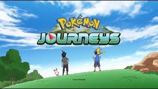 Pokémon Journeys: The Series | Official Trailer