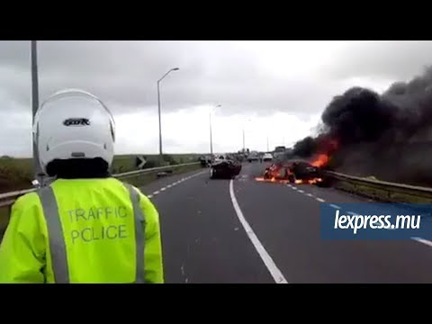 Accident à St-Julien-d'Hotman: une femme meurt sur le coup